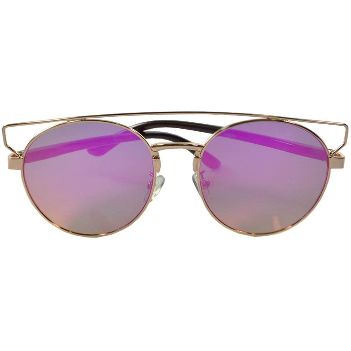 Óculos De Sol Mackage MK2122R Rosê