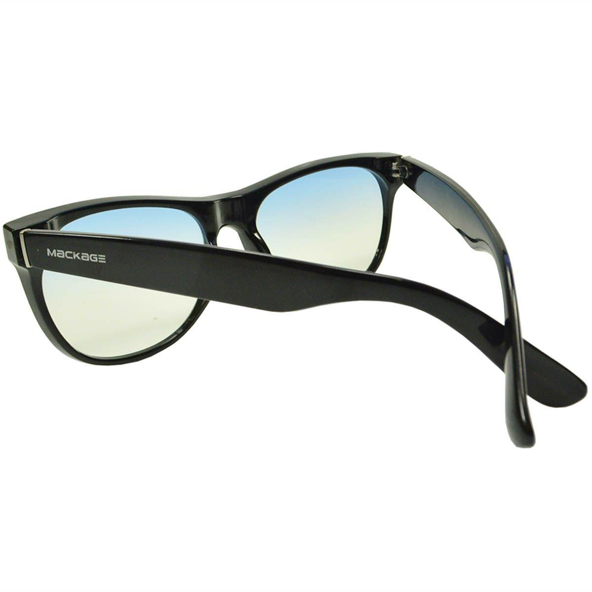 Óculos De Sol Mackage Mk2160 Preto