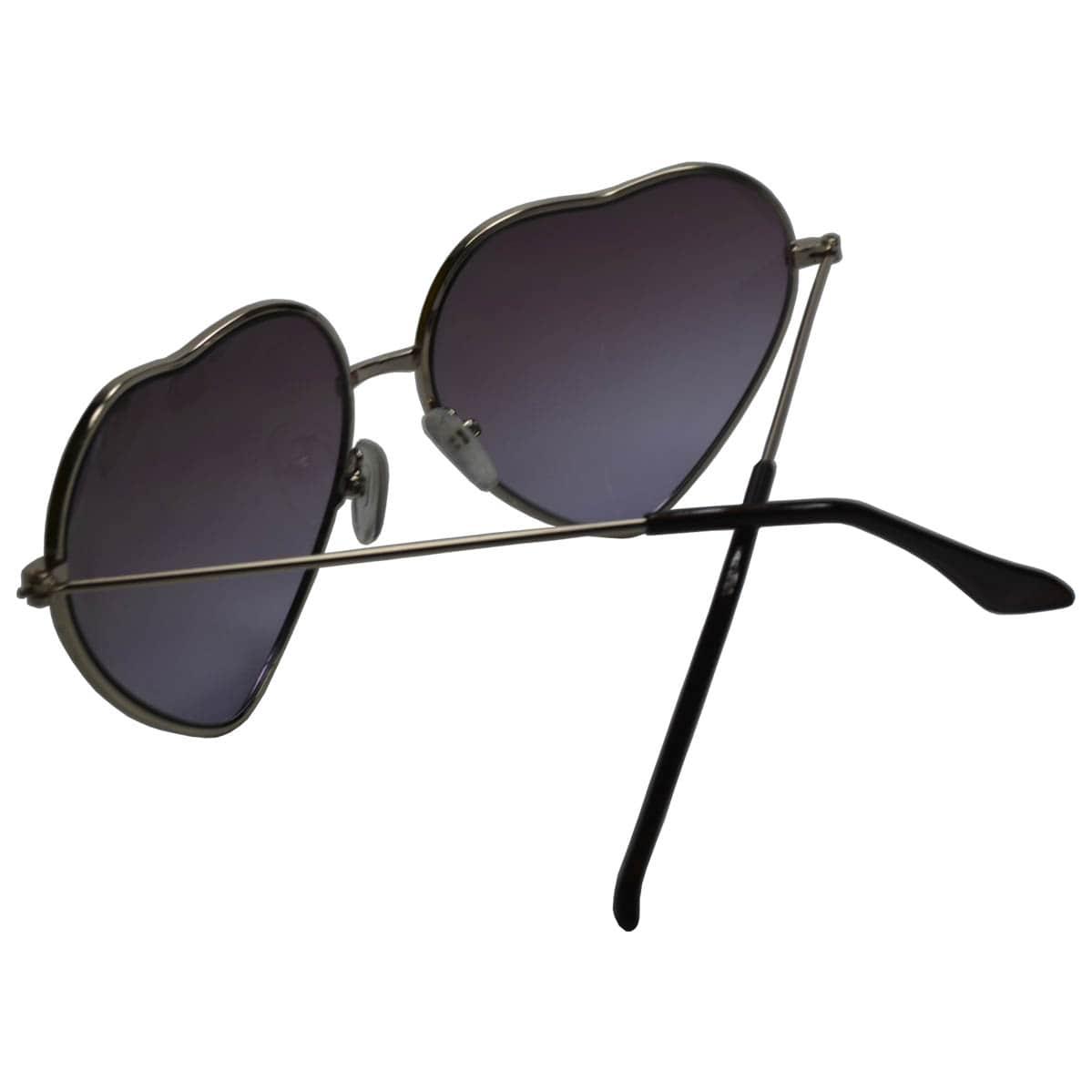 Óculos De Sol Mackage Mk2165 Coração Roxo