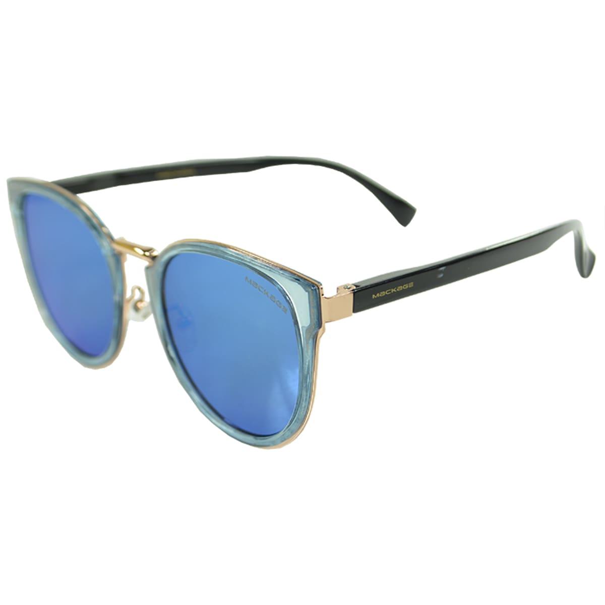 Óculos De Sol Mackage Mk2175 Rosê ou  Azul