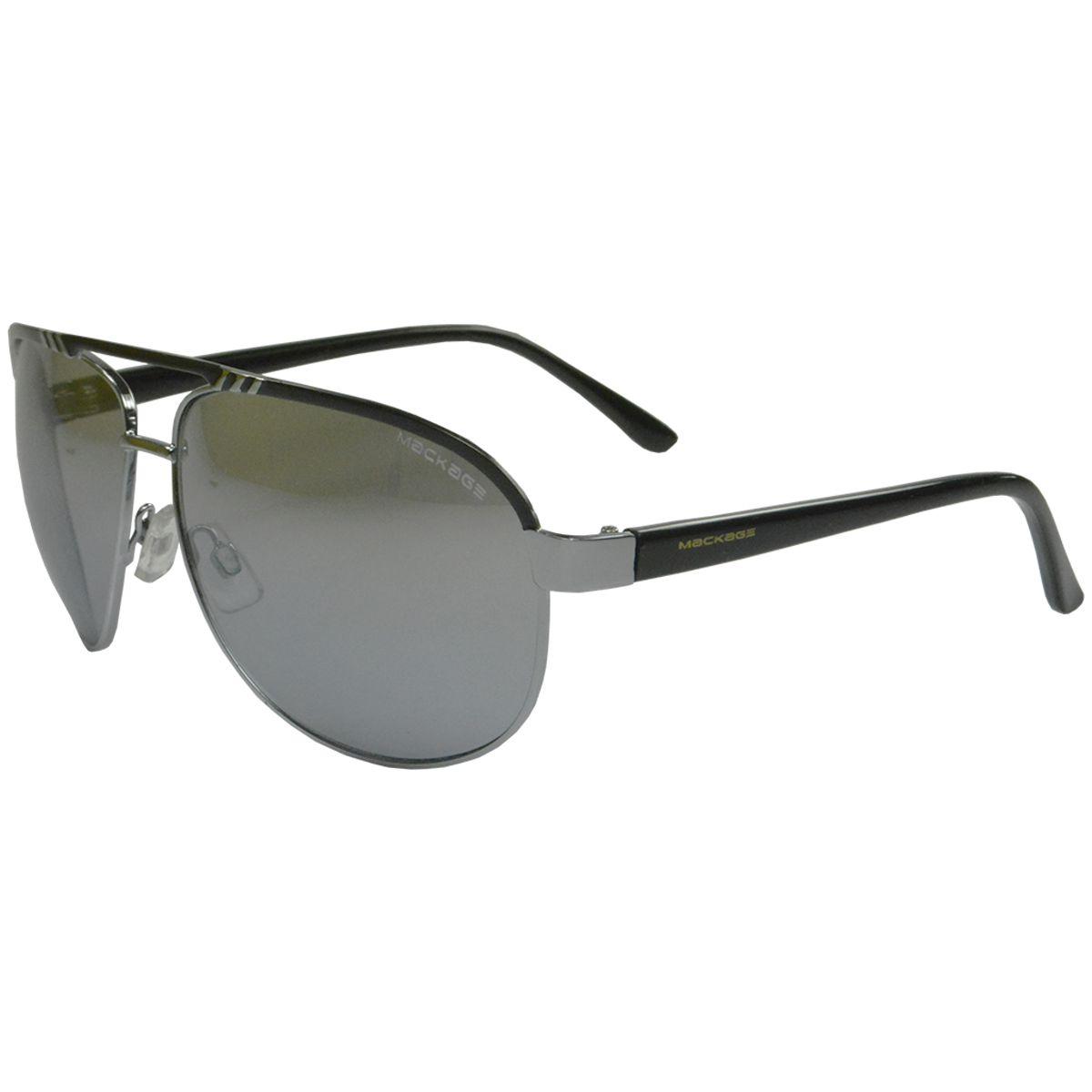 Óculos de Sol Mackage MK2194PPMD Preto Prata