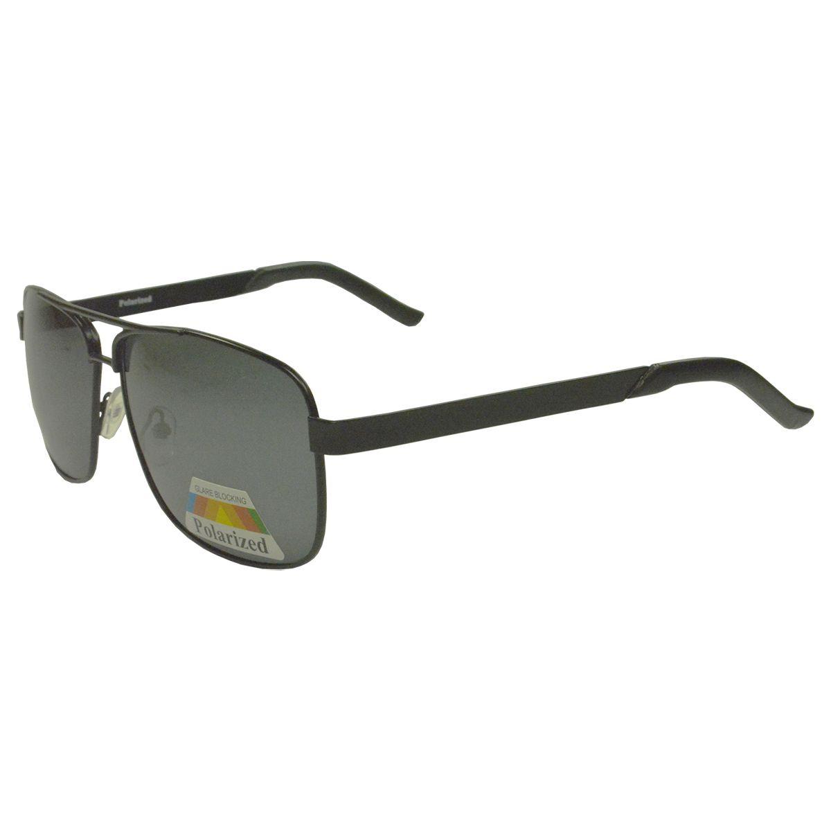 Óculos de Sol Mackage MK3137C1MDP Polarizado Preto