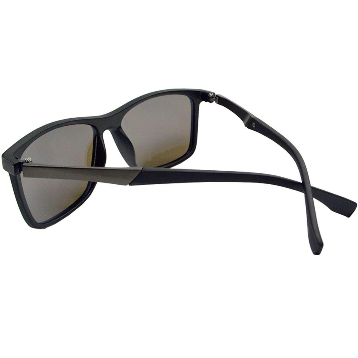 Óculos de Sol Mackage MK4616PA Preto Azul