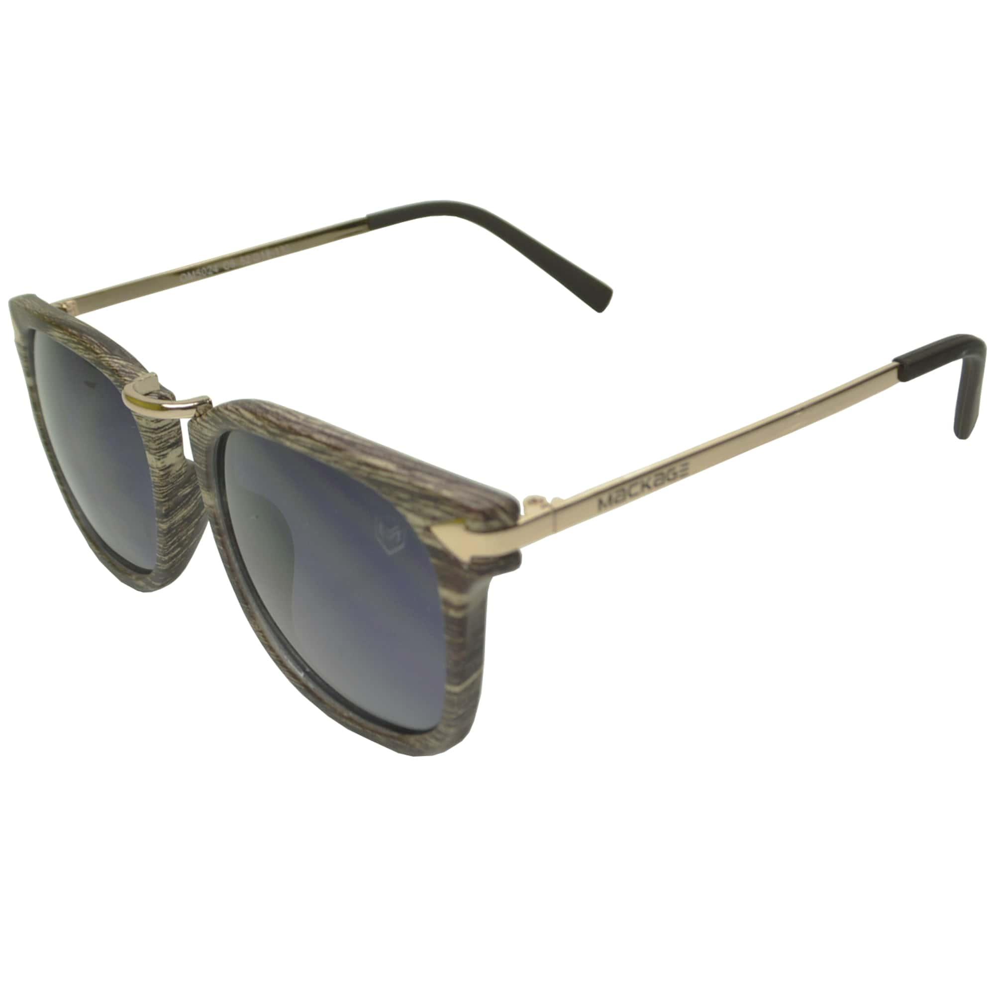 Óculos de Sol Mackage MK5024P Cinza Preto
