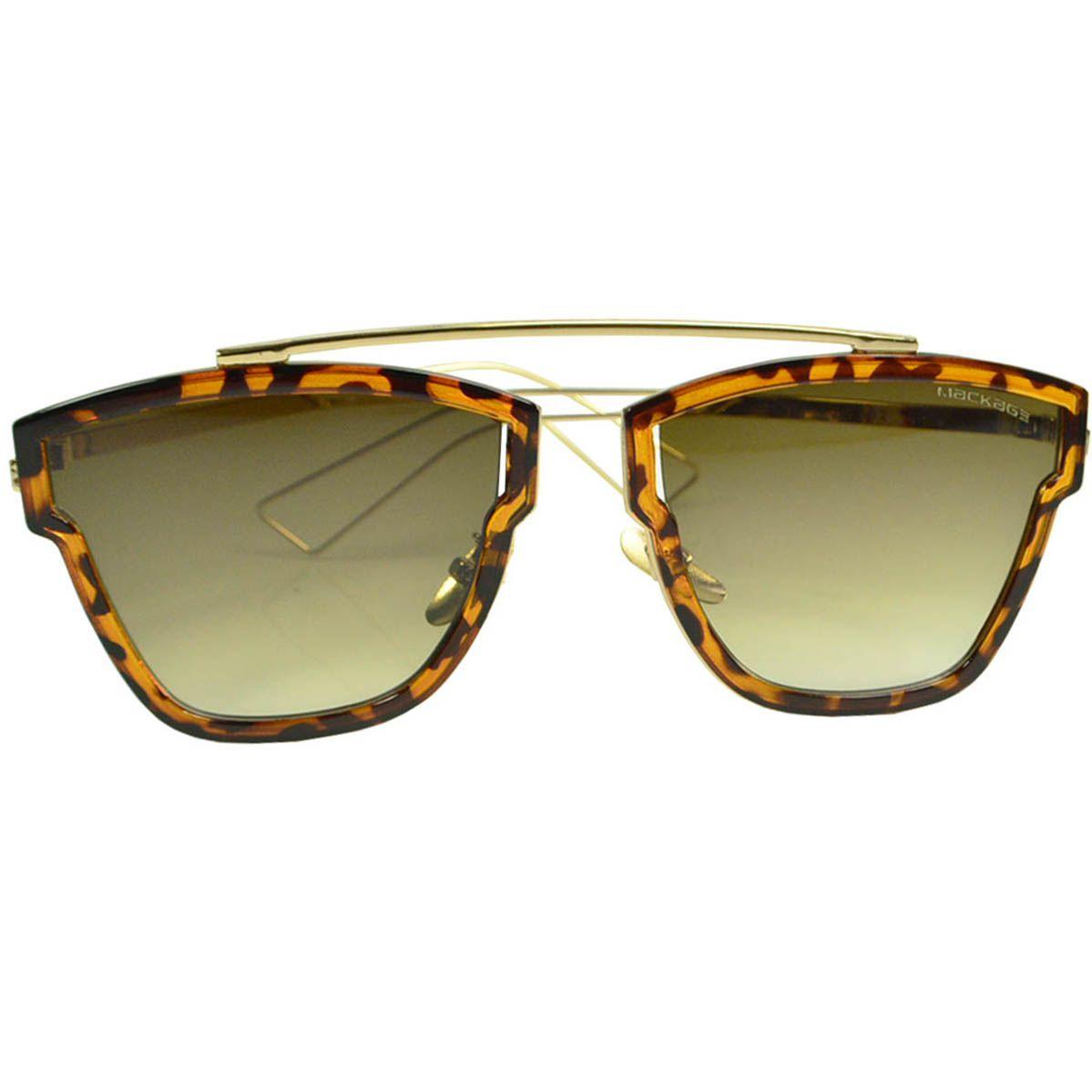 Óculos De Sol Mackage Mk532 Tarta