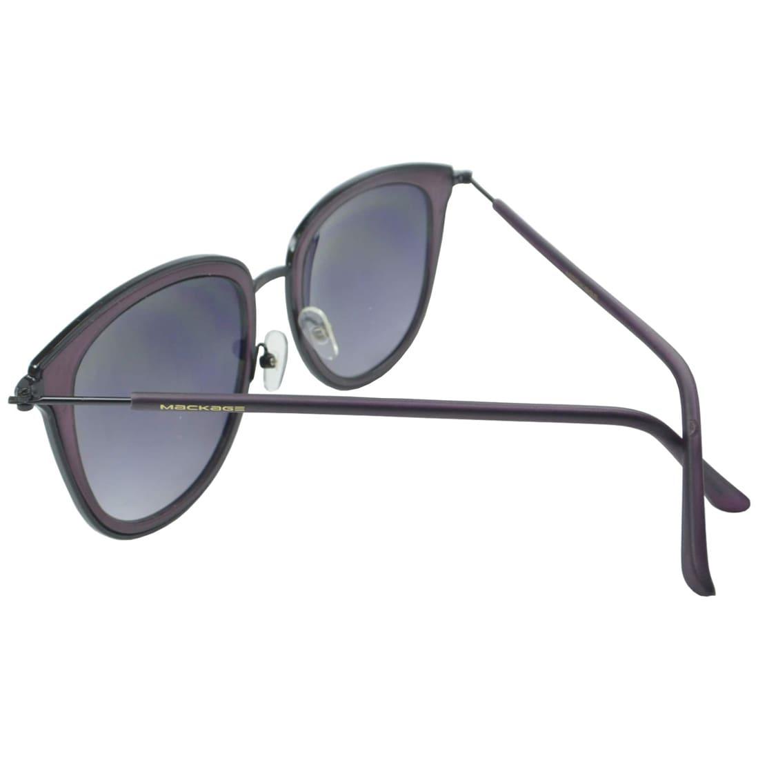 Óculos de Sol Mackage MK581P Roxo com Lente Preta