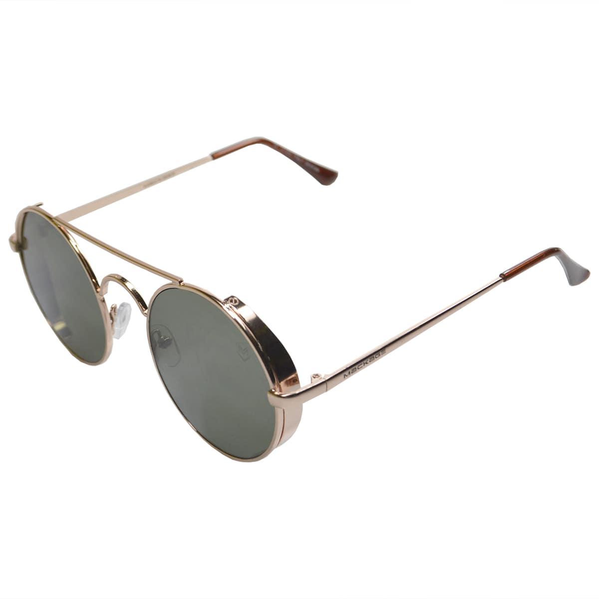 Óculos De Sol Round Mackage Mk610006