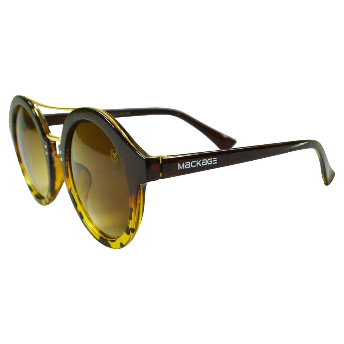 Óculos De Sol Mackage MK6105C3 Marrom E Tarta