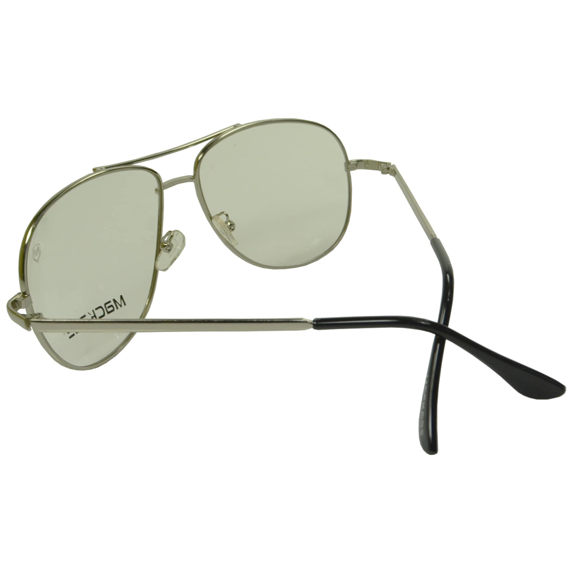Armação para Óculos de Grau Mackage MKA2171P Prata