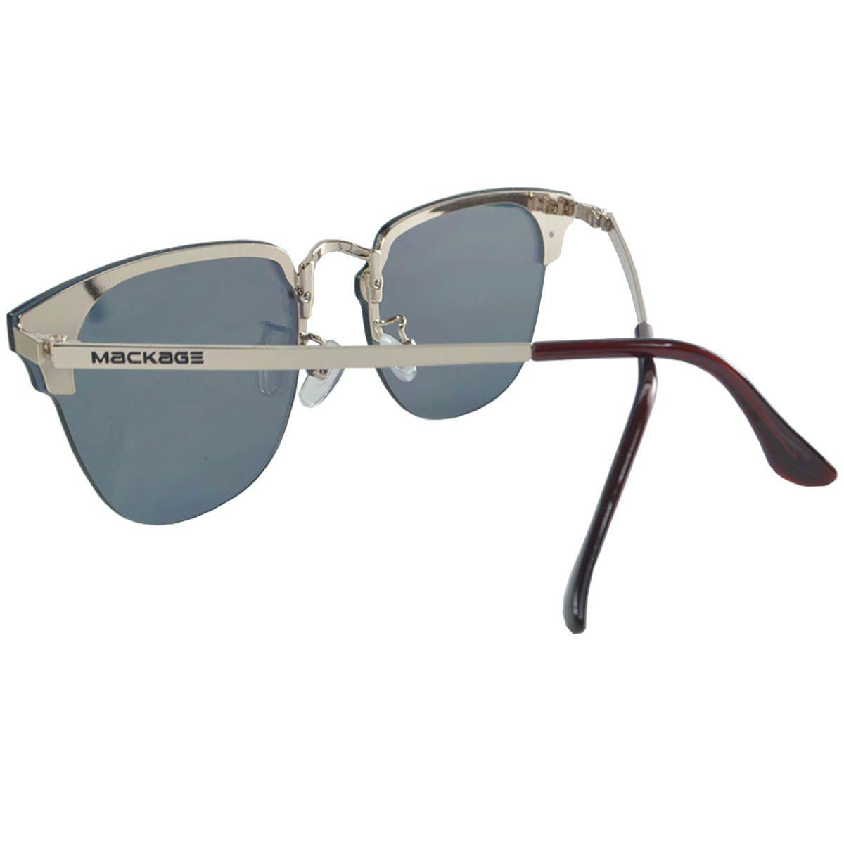 Óculos De Sol Espelhado Mackage MKG01-C6 Rosê
