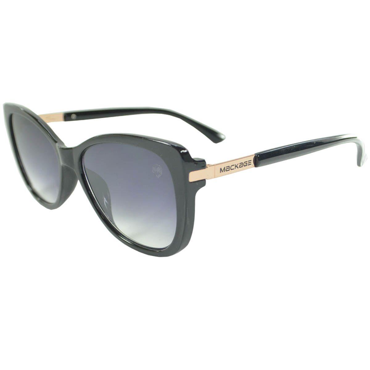 Óculos De Sol Mackage MKG09-C1 Preto