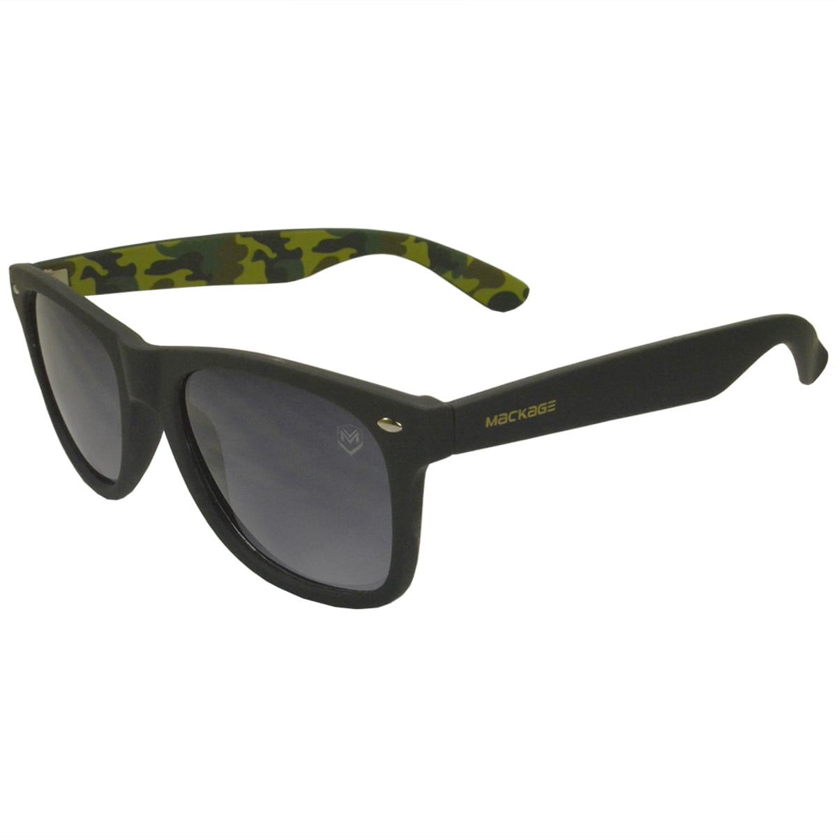 Óculos de Sol Mackage MKWAYCMFLDLN Preto Camuflado