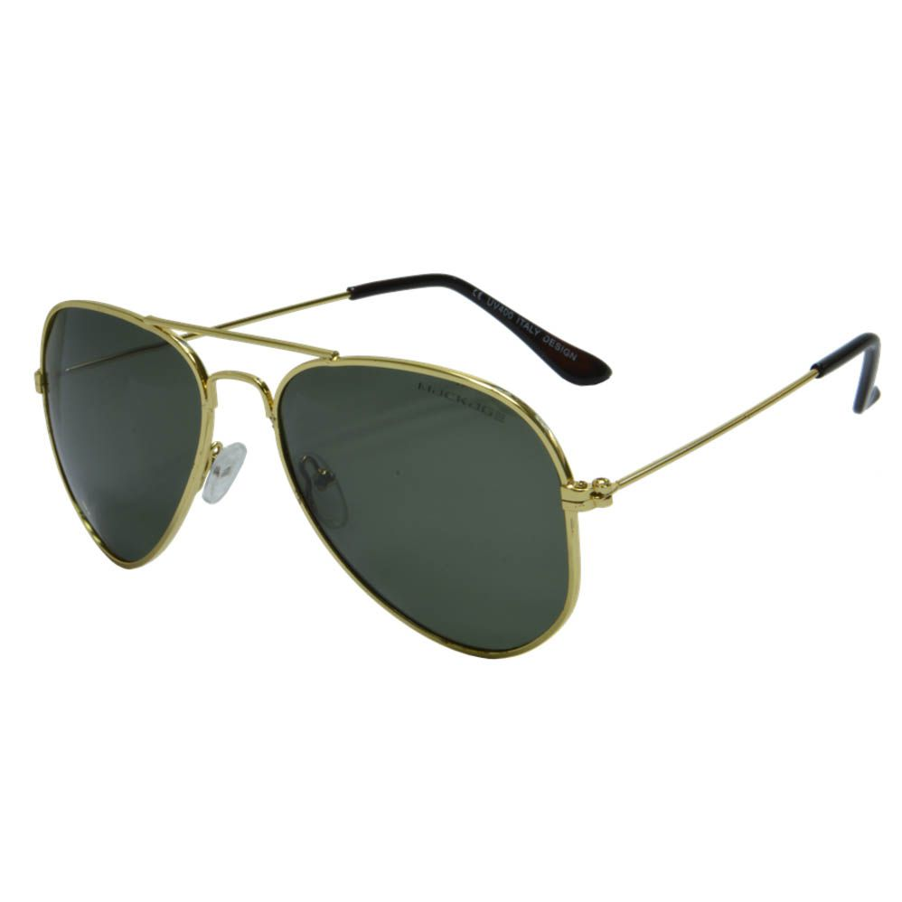 Óculos de Sol Mackage Polarizado MMK18100121C32 - Dourado