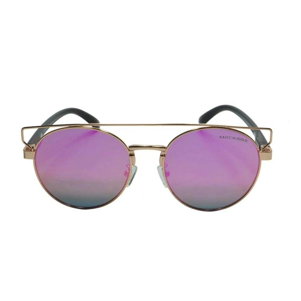 Óculos de Sol Mackage MMK18151321C58 Dourado
