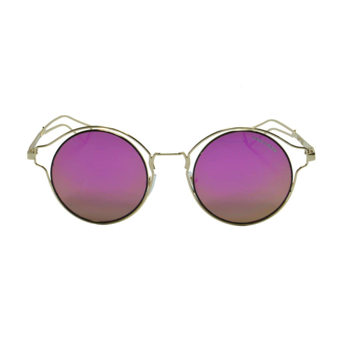 Óculos de Sol Mackage MMK18151421C36 - Dourado