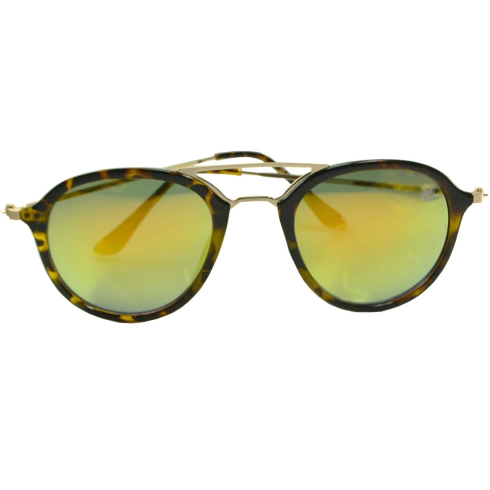 Óculos De Sol Mackage Unisex Acetato Aviator - Tarta