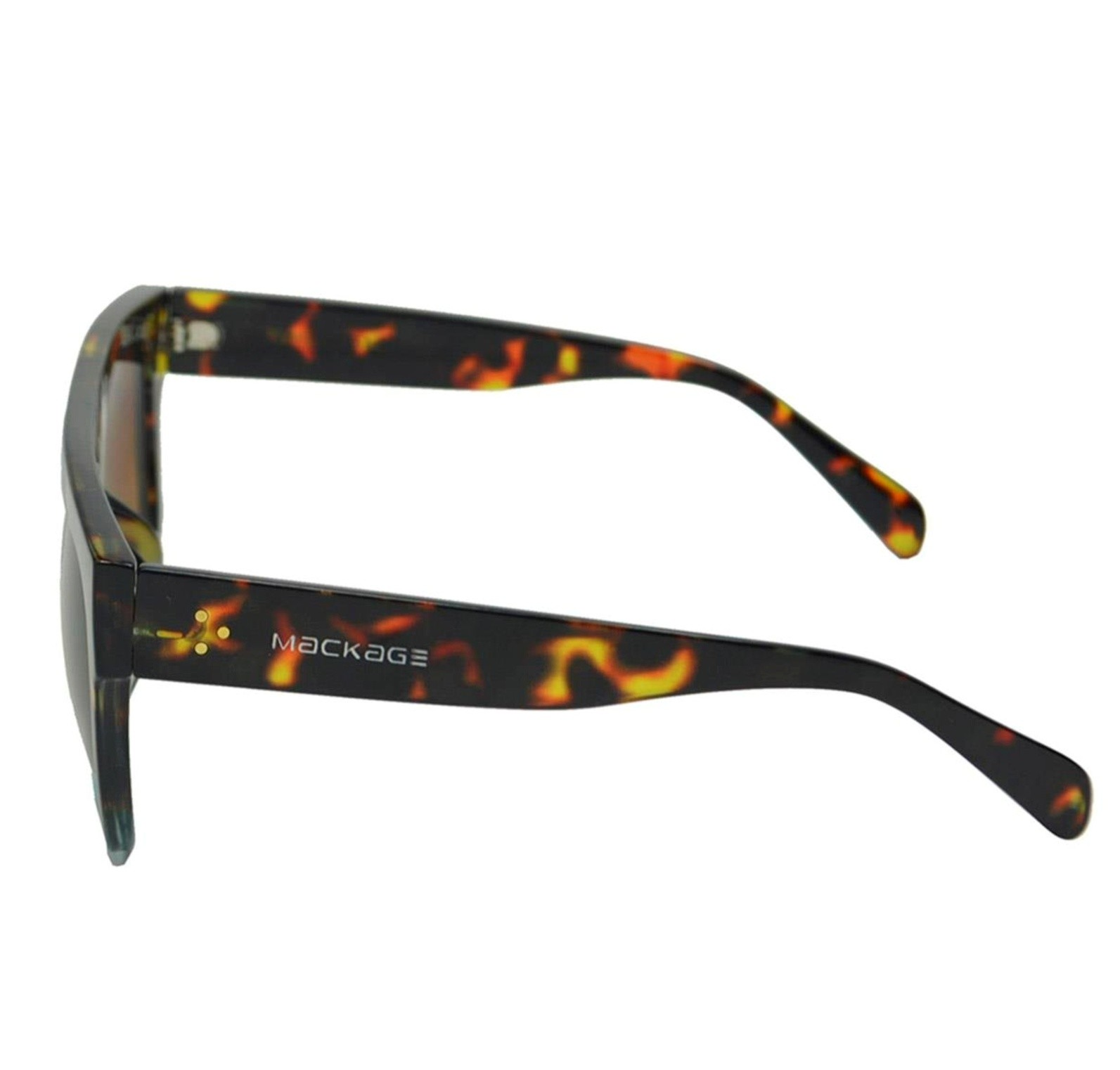 Óculos De Sol Mackage Unissex Acetato Fashion - Tarta