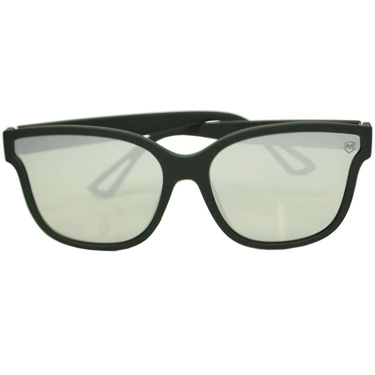 Óculos De Sol Mackage Unissex Acetato Gateado Fashion Oversize