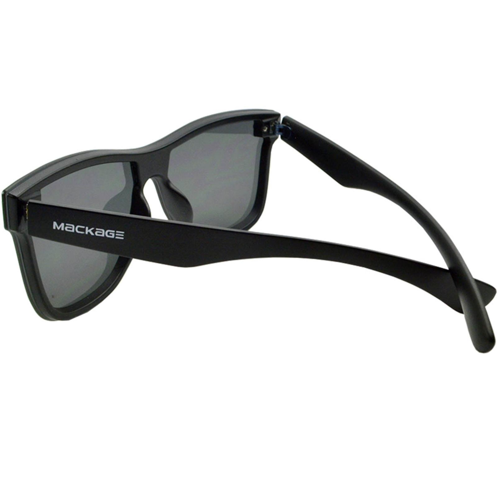 Óculos De Sol Mackage Unissex Acetato New Wayfarer