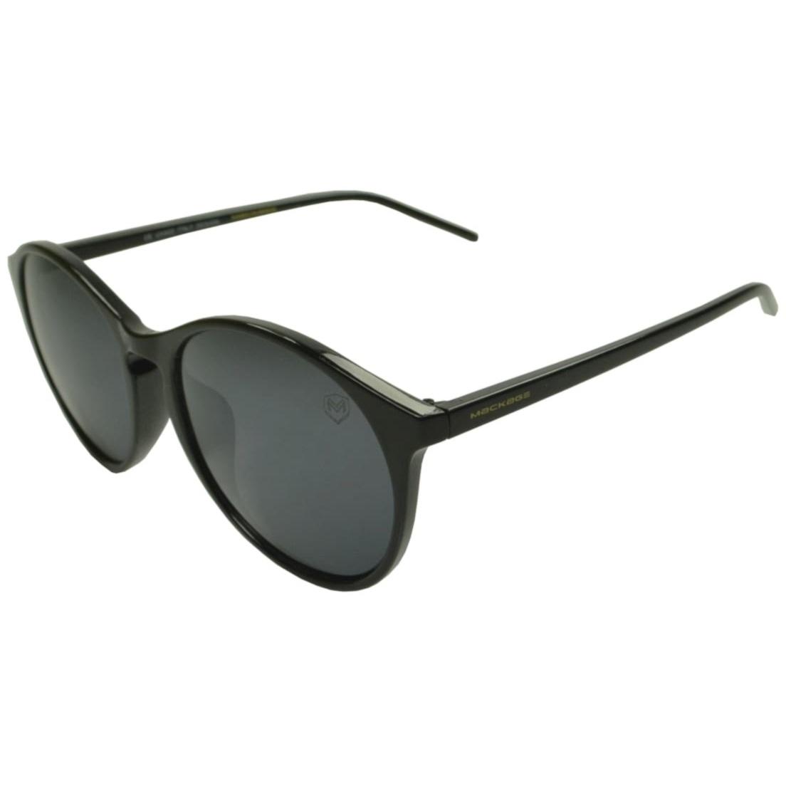 Óculos De Sol Mackage Unissex Acetato Redondo