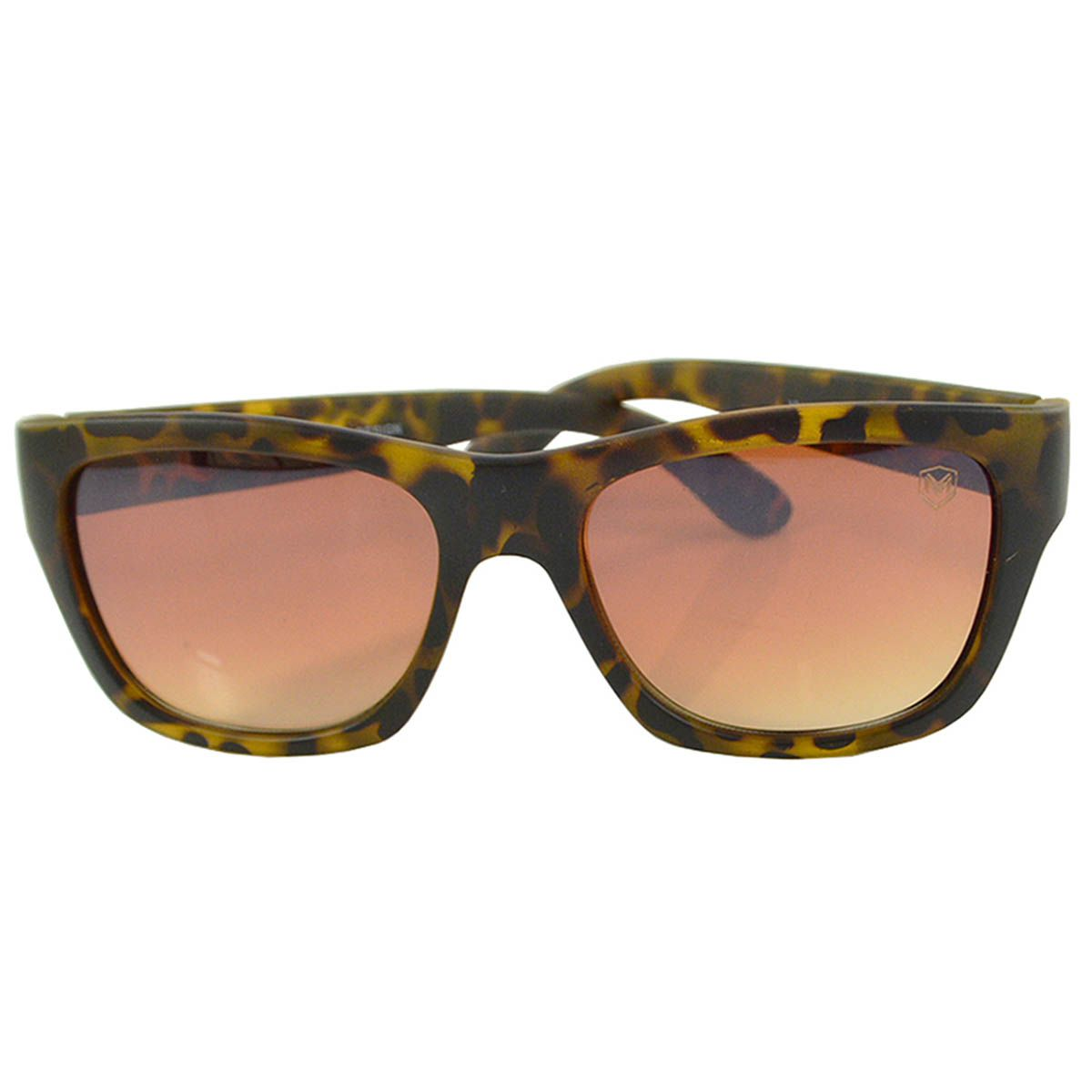 Óculos de Sol Mackage Unissex Acetato Retangular Retrô - Tartaruga