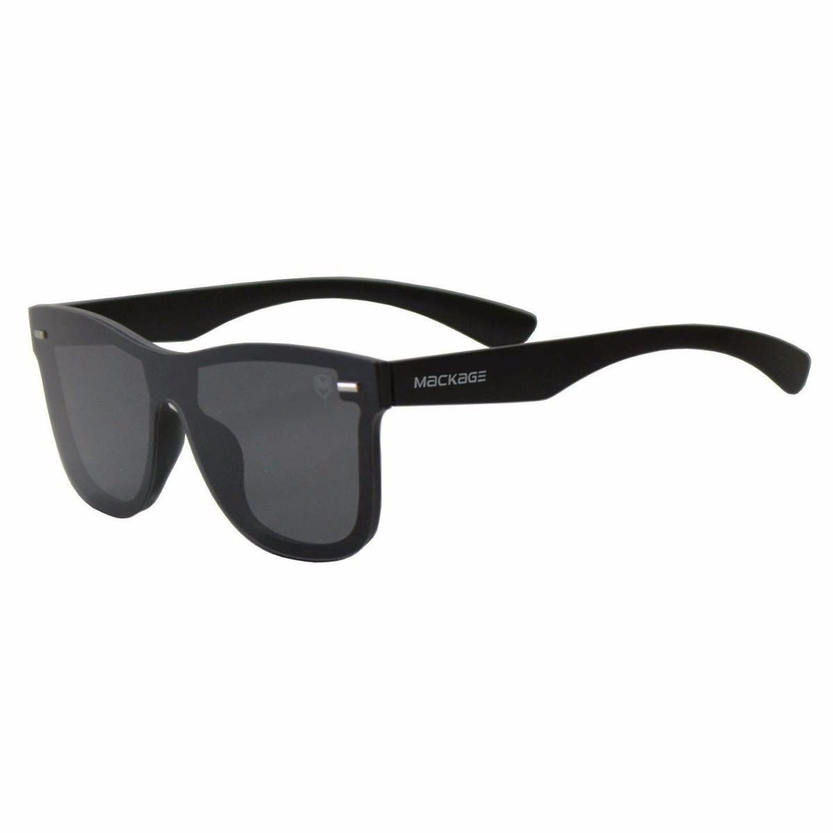 Óculos de Sol Mackage Unissex AMK18140101C40 Preto