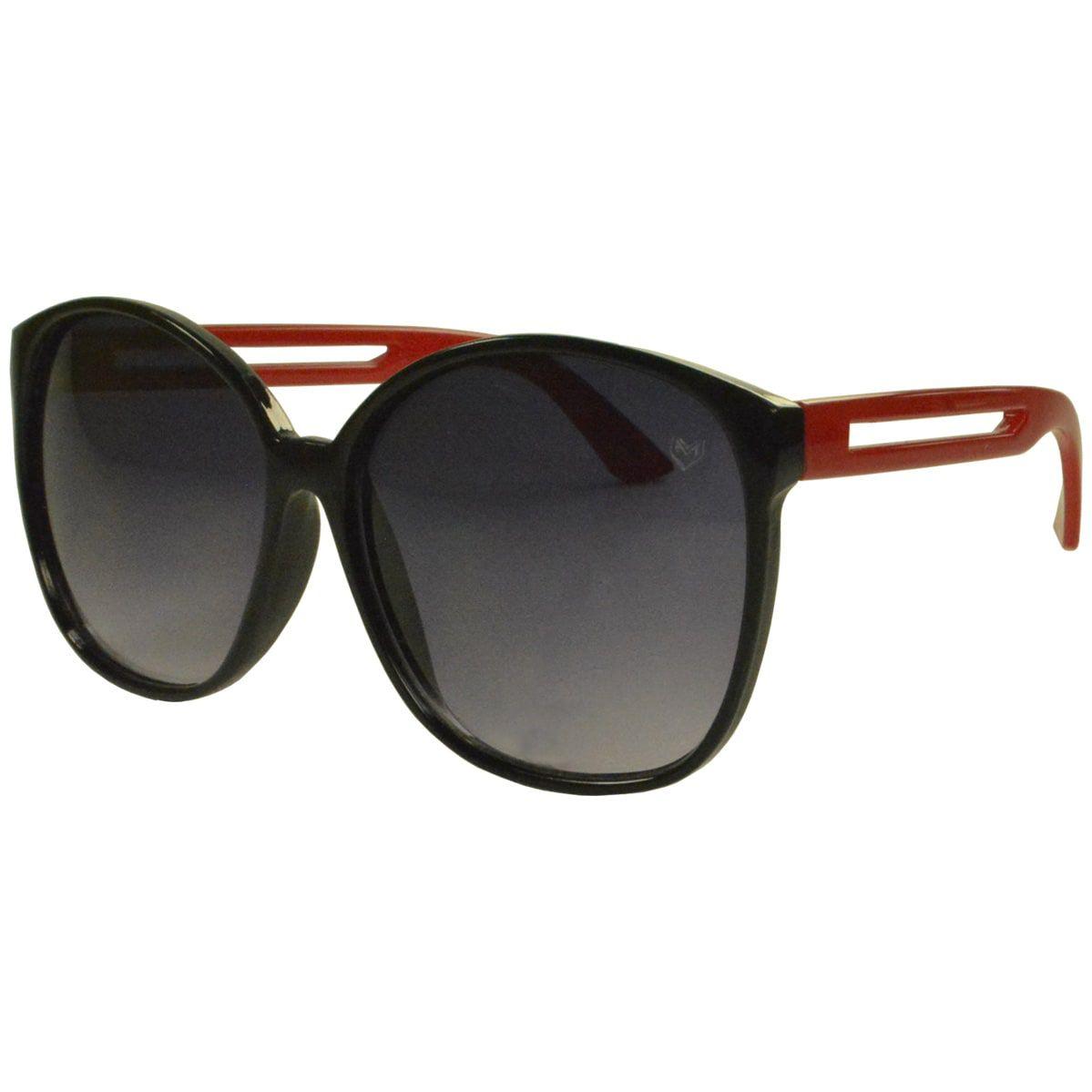 Óculos de Sol MK9088VLN Preto e Vermelho
