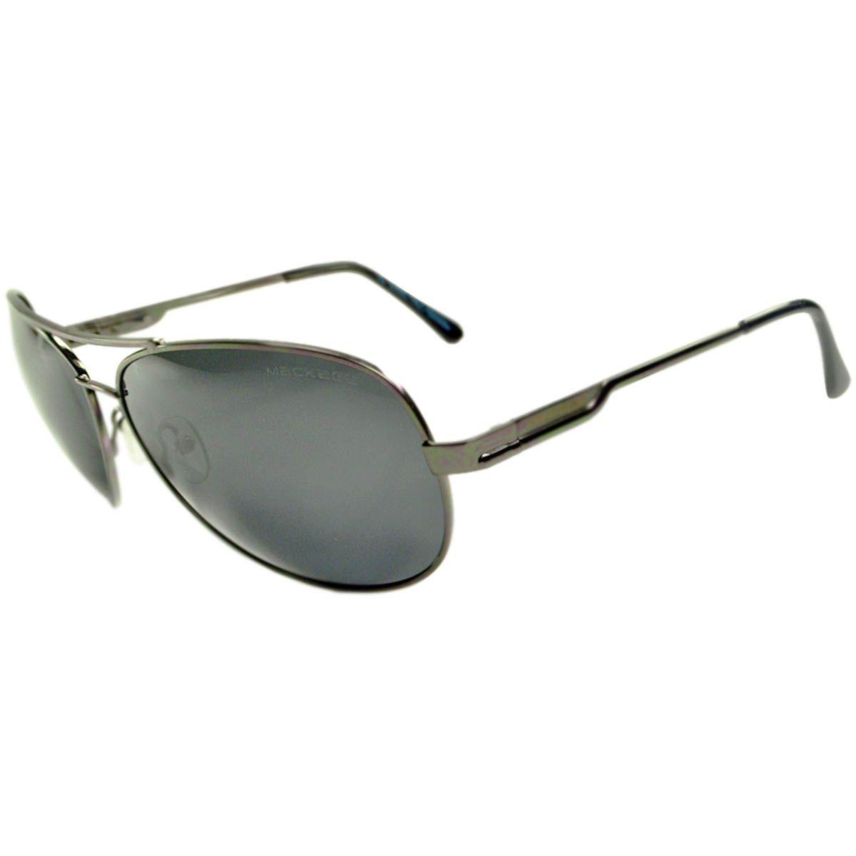 ae42f7ec2 Óculos de Sol Polarizado Mackage MK2137G Grafite