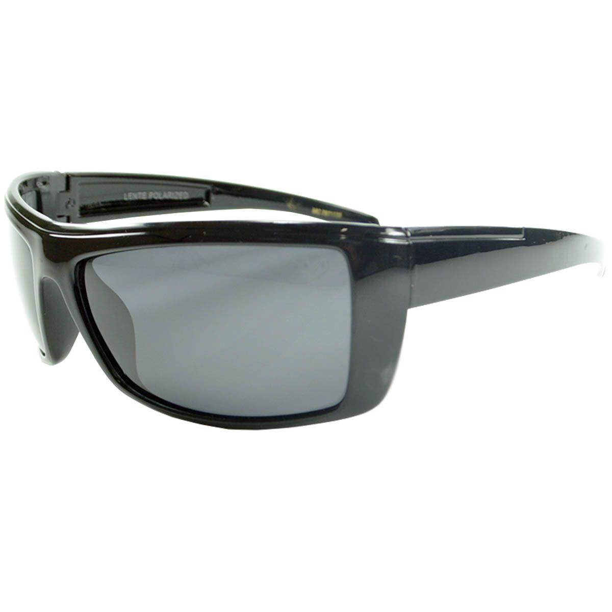 Óculos De Sol Polarizado Mackage MK2164P Preto