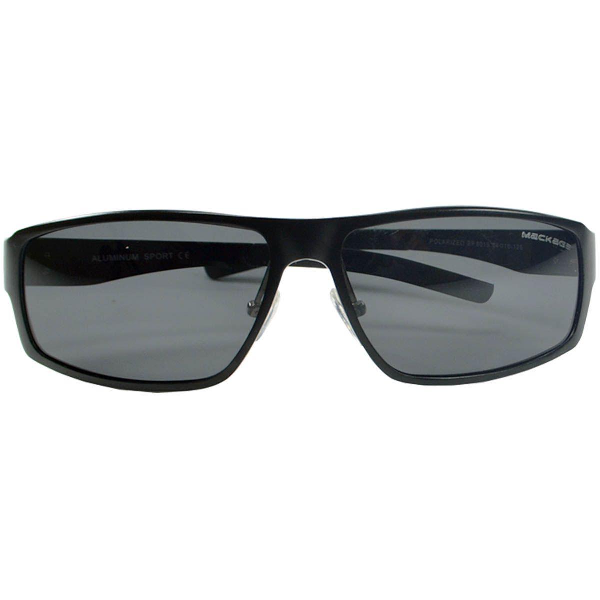 Óculos De Sol Polarizado Mackage MK8019PP Preto