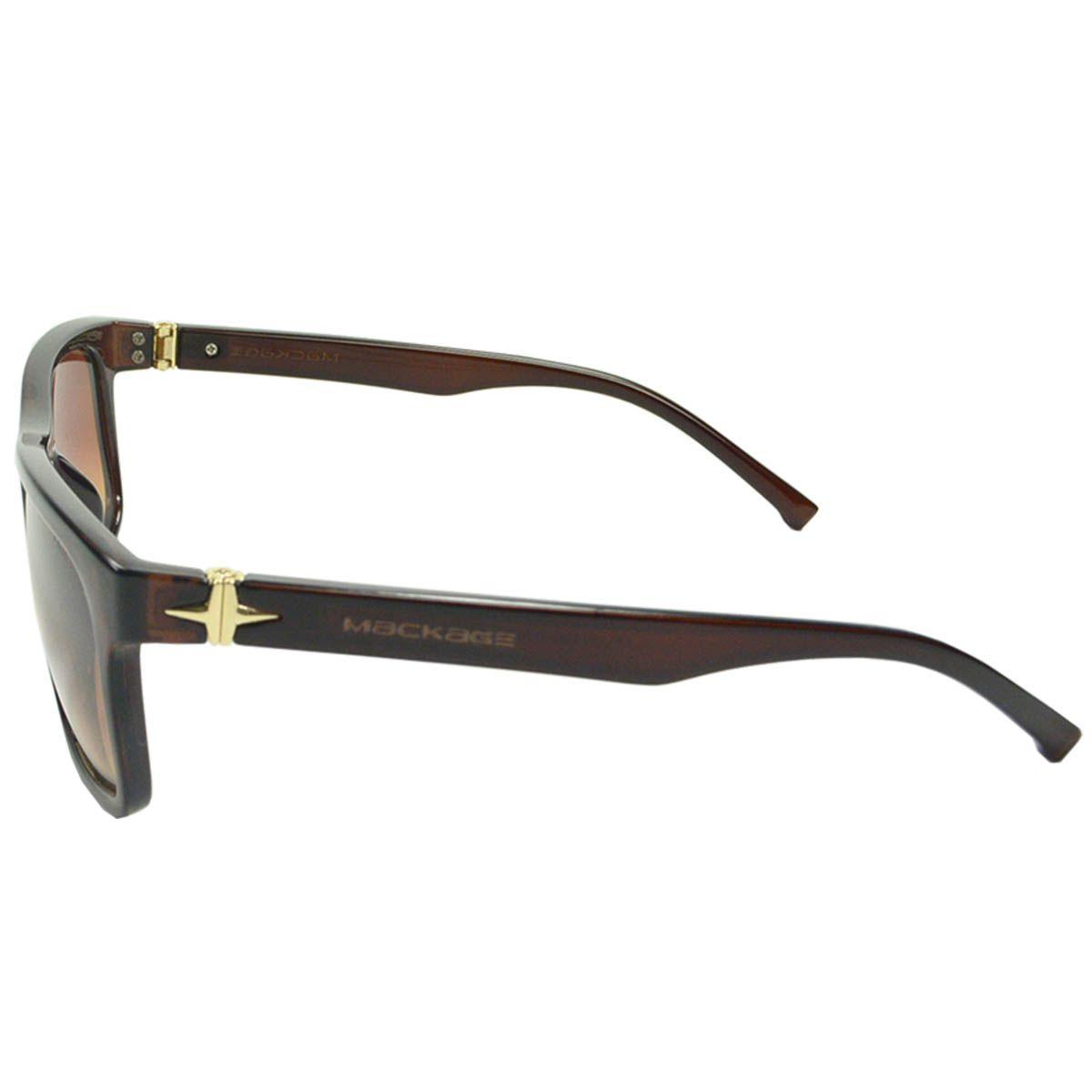 Óculos de Sol Unissex Mackage MK1005M Marrom