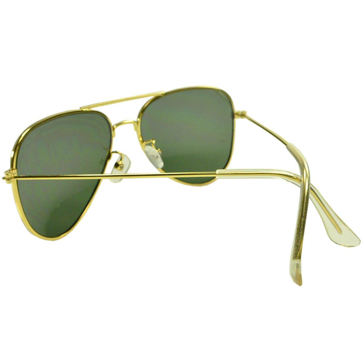 Óculos de Sol Unissex Mackage MK2130D Dourado