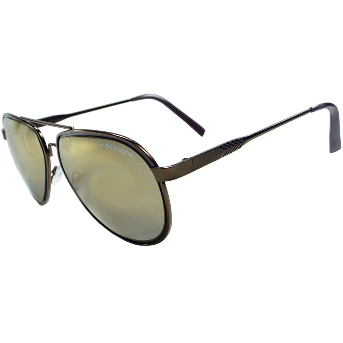 09687c9e0581d Óculos de Sol Unissex Mackage MK2971M Marrom