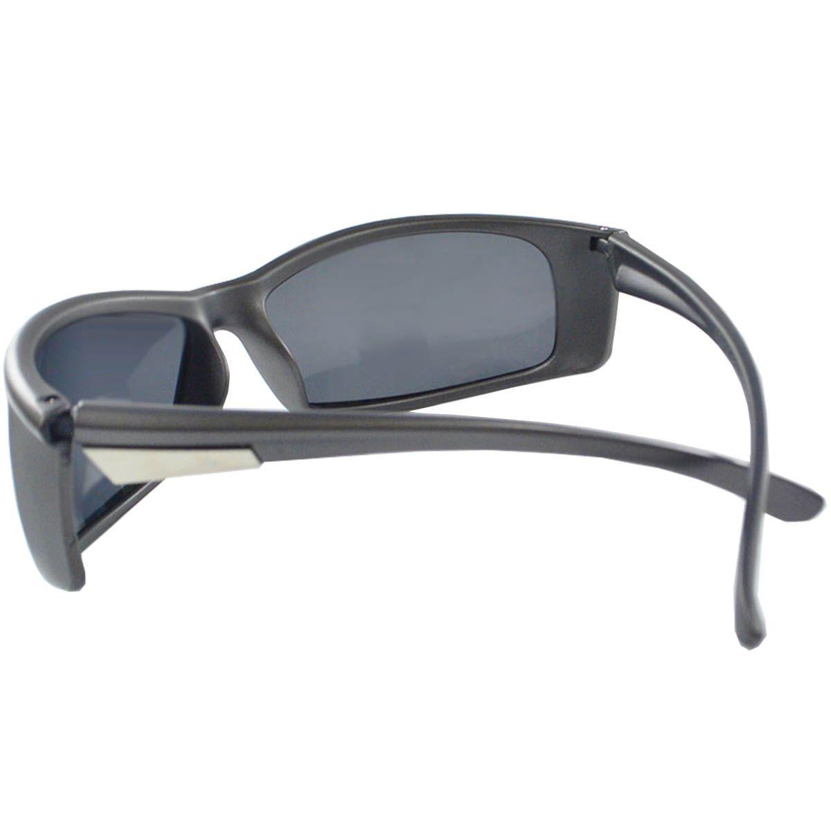 Óculos de Sol Unissex Polarizado Mackage MK3074PP Prata