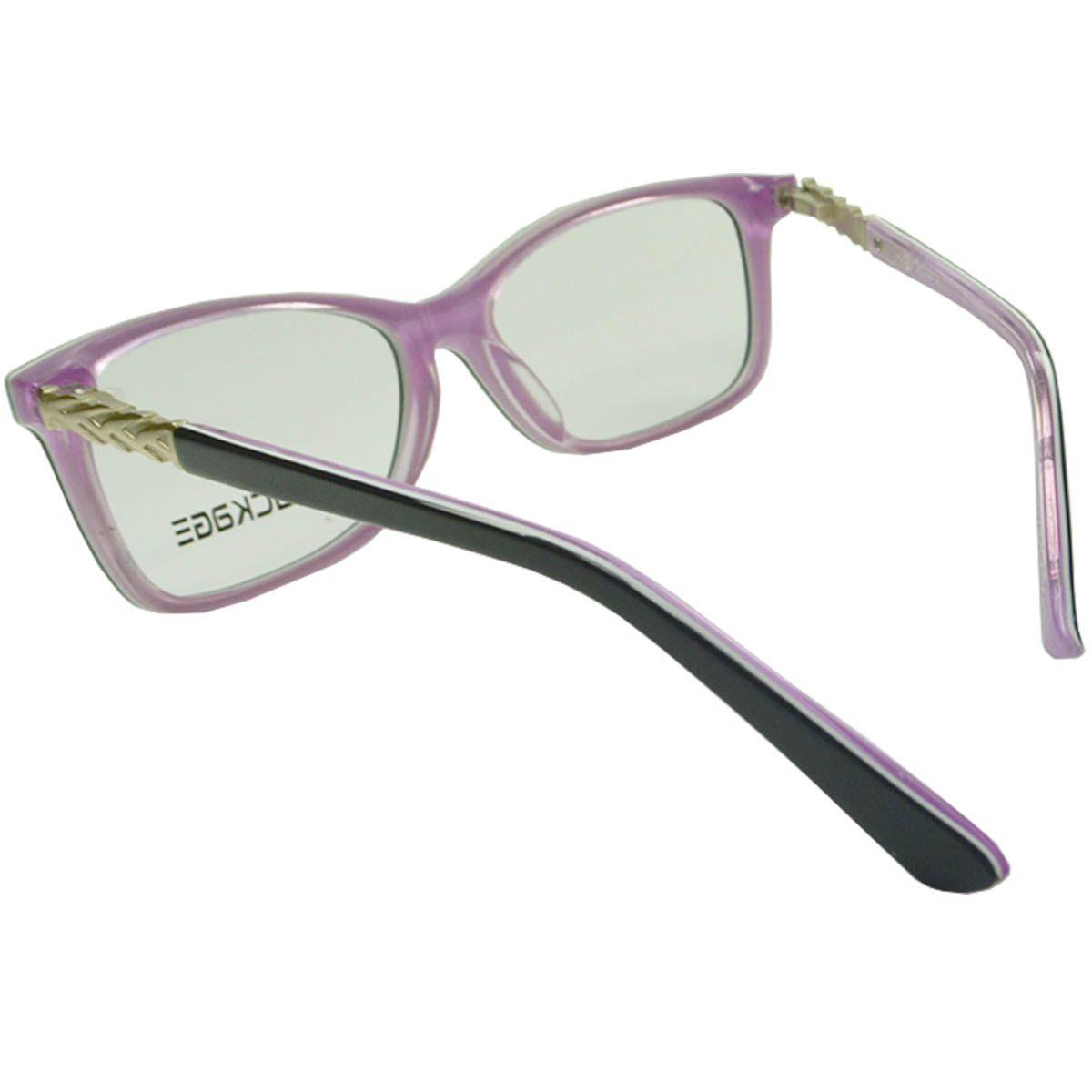 Óculos Mackage Armação MKA4042C3 Preto Rosa