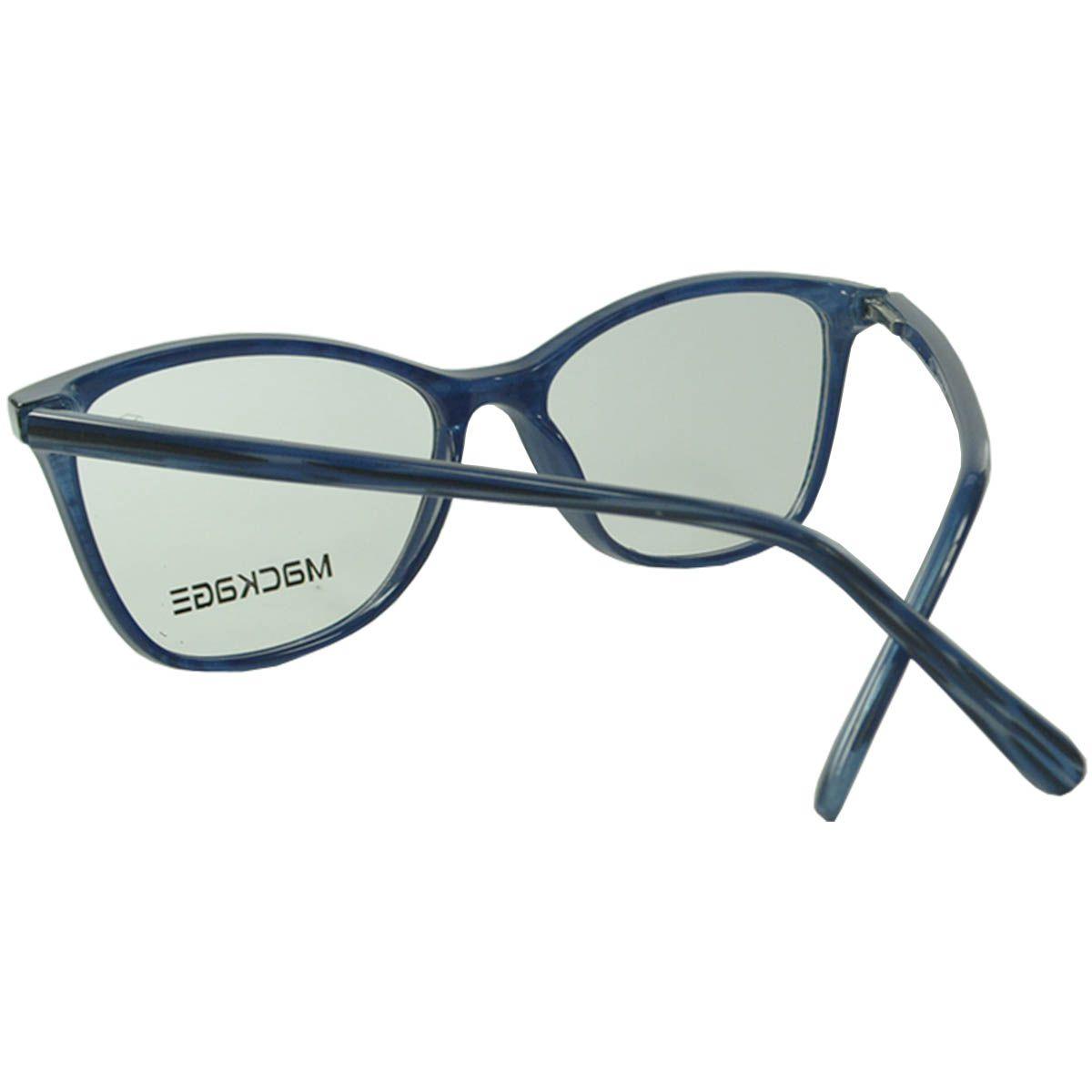 Óculos Mackage - Armação MKA4043C4 Azul