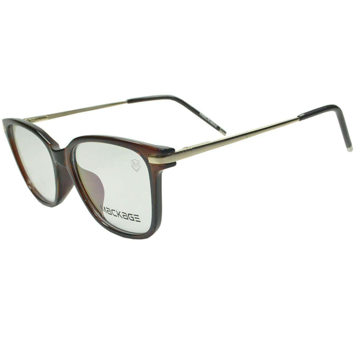Óculos Mackage Armação MKA5608C5 Marrom