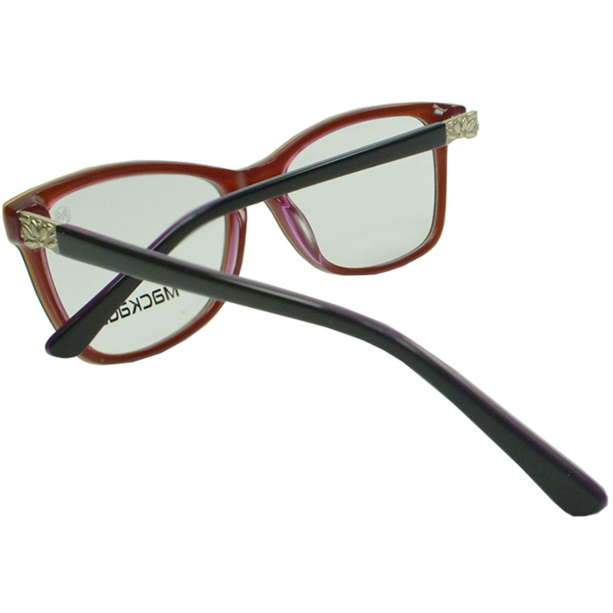 Óculos Mackage Armação MKA8171C3 Roxo