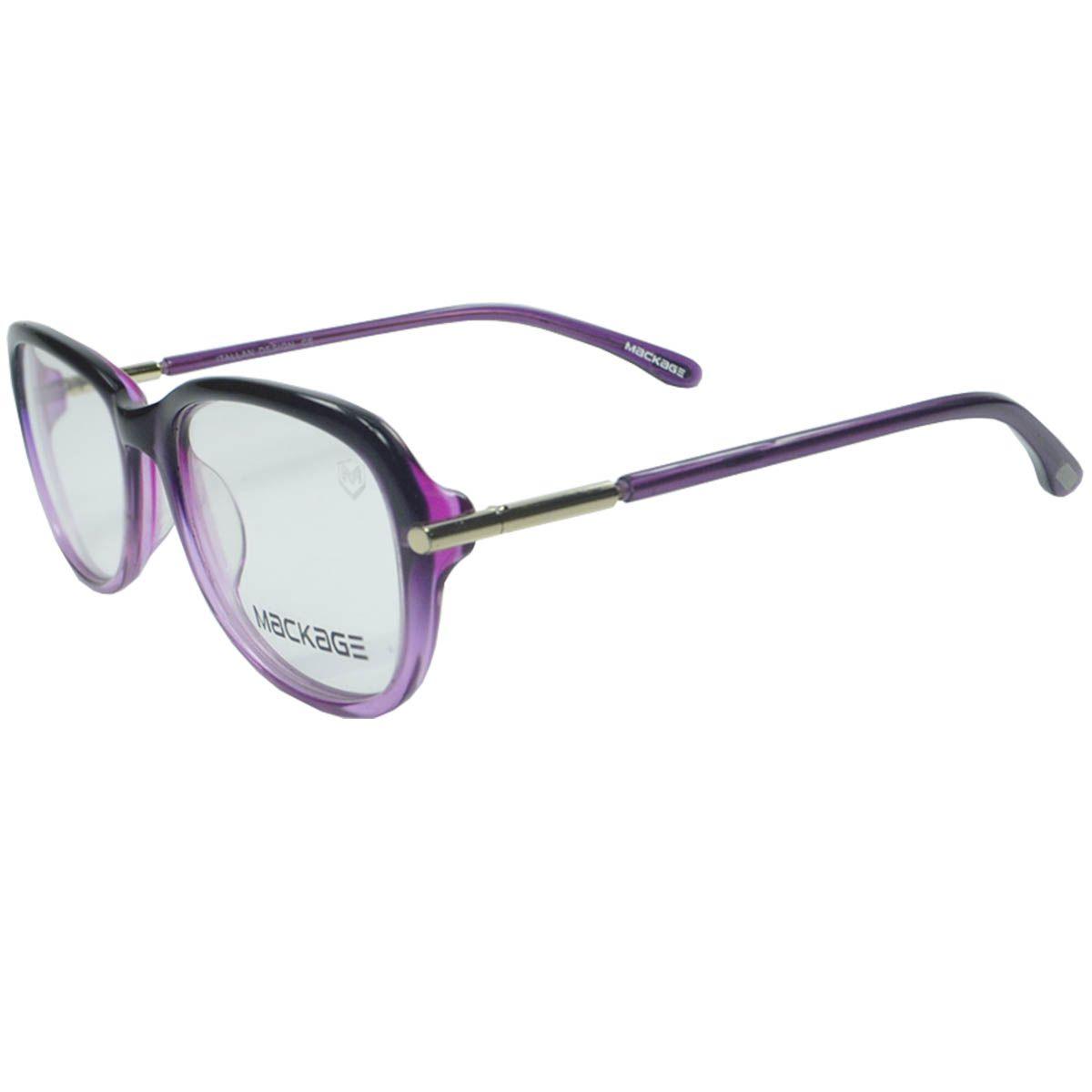 Óculos Mackage Armação MKA8344C5 Roxo
