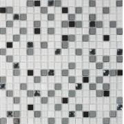 Pastilha de Vidro com Pedras Naturais e Metais TS 508