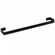 Porta Toalha de Banho Miró Black