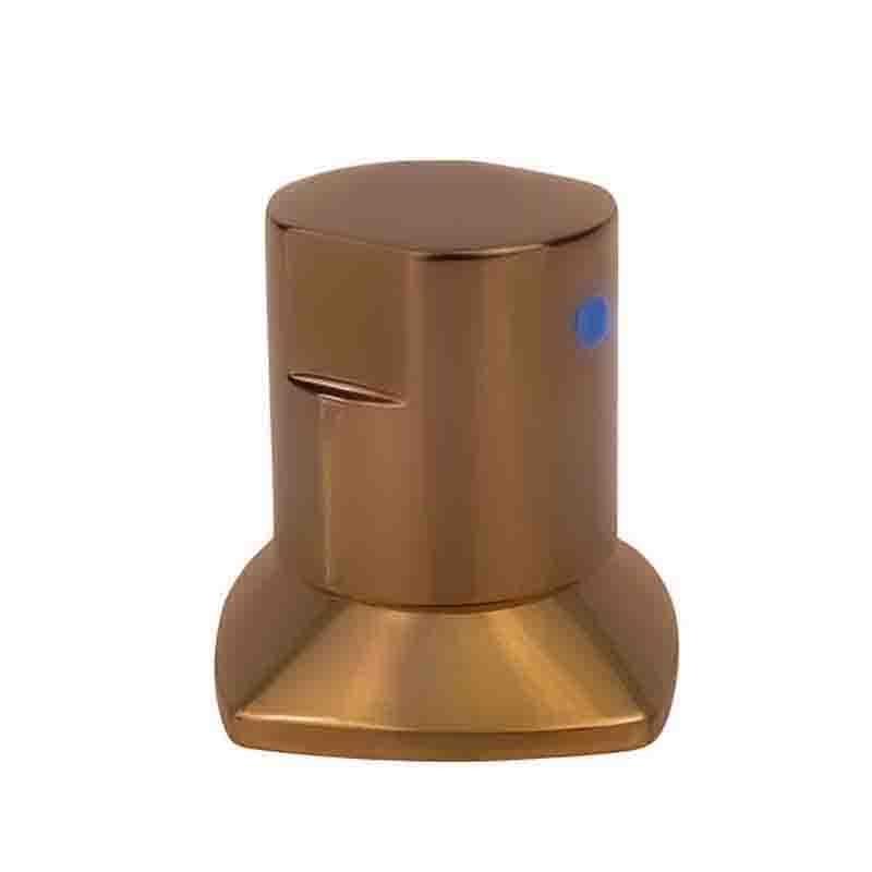 Acabamento para Registro Padrão Deca e Docol Ducon Rosé Gold