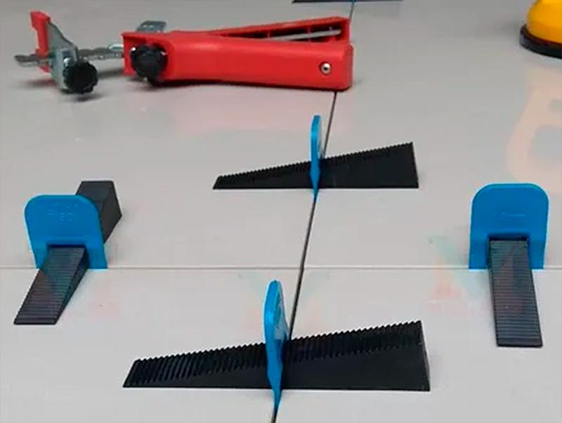 Alinha Piso 1.5mm para Nivelamento de Piso