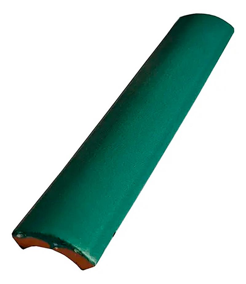 Cantoneira Côncava para Piscina 3,5x25 Verde