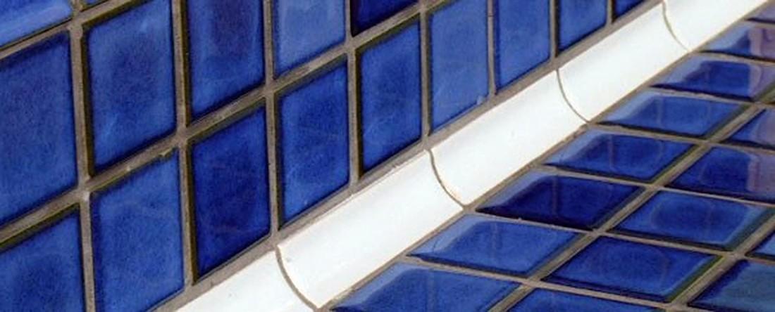 Cantoneira Convexa para Piscina 3,5x25  Branca