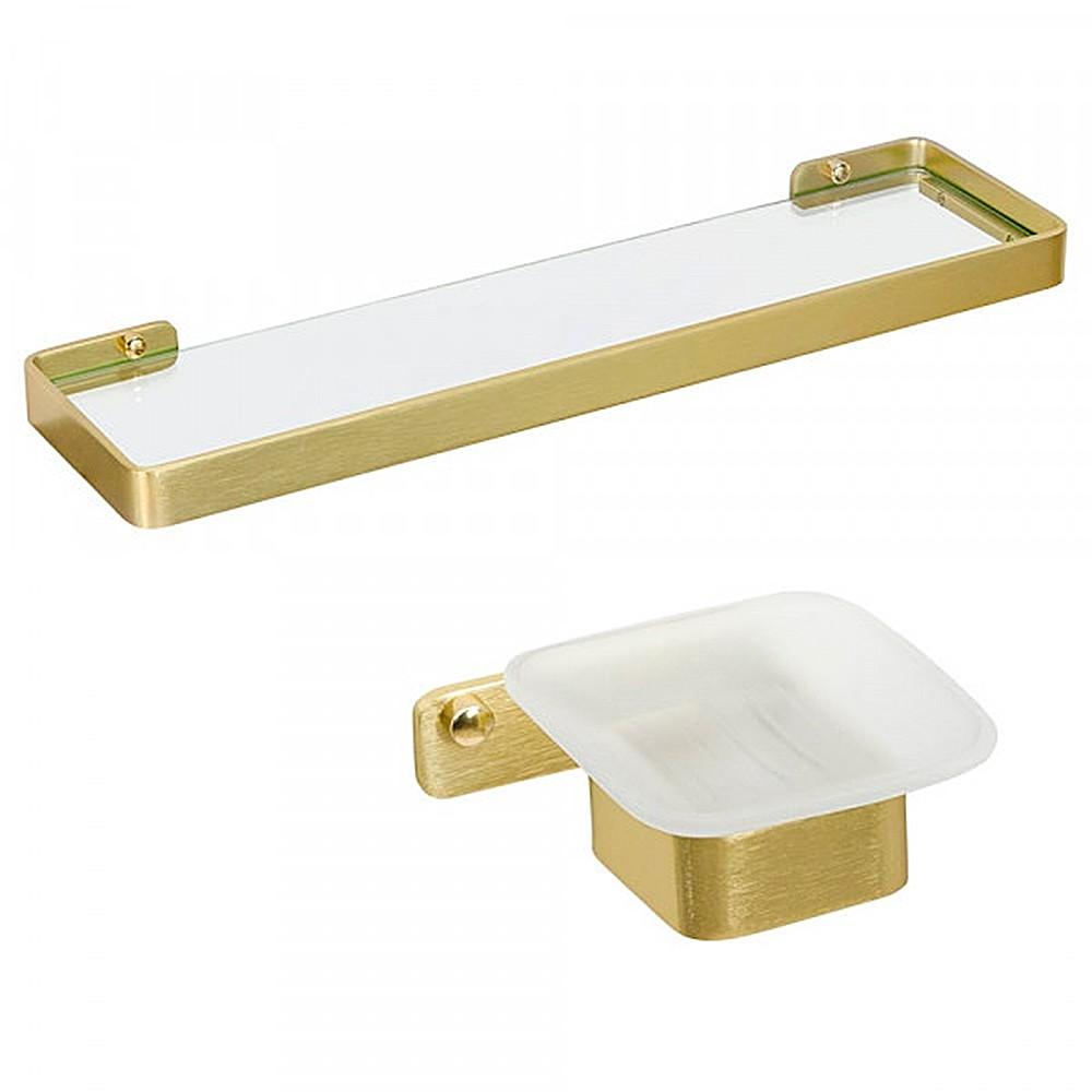 Kit de Acessórios para Box Miró Dourado