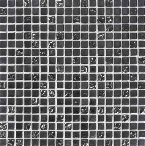Pastilha de Vidro com Pedras Naturais e Metais TS 455