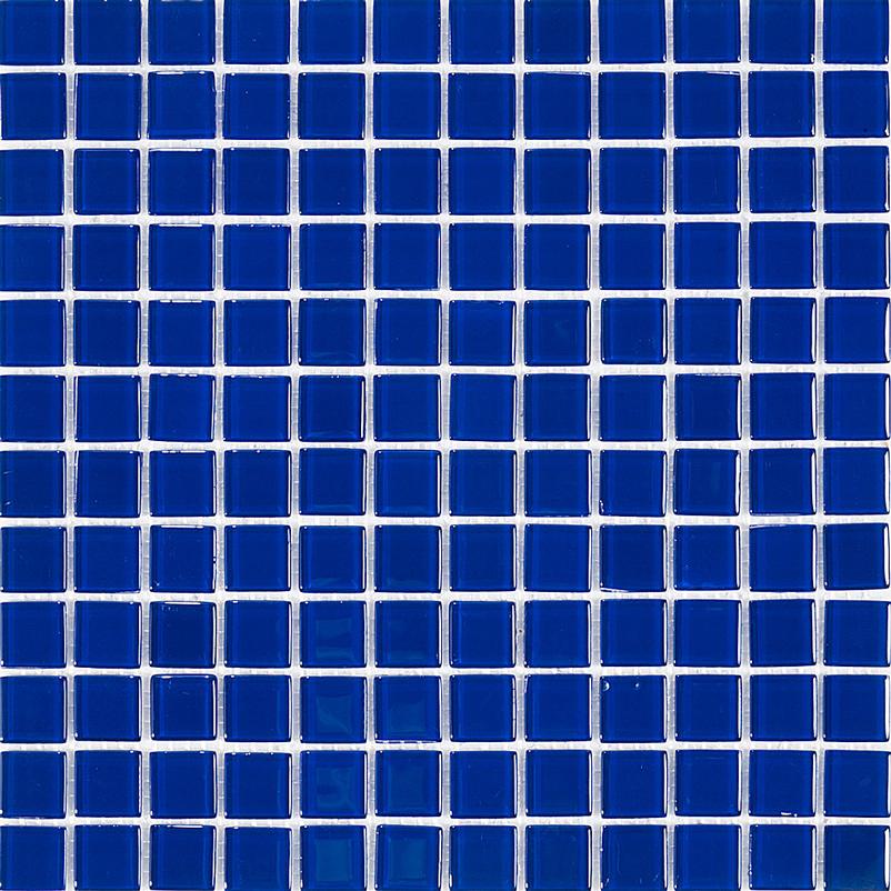 Pastilha de Vidro Cristal Azul Cobalto SM 88