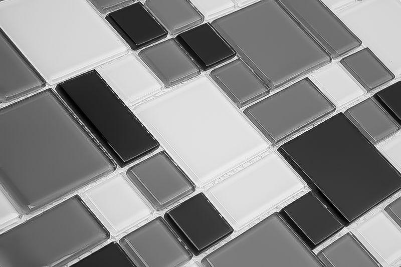 Pastilha de Vidro Modulare - 11 Modelos