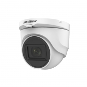 Câmera Dome Hikvision DS-2CE76D0T-ITMF Lente 2,8MM Infra 30mts